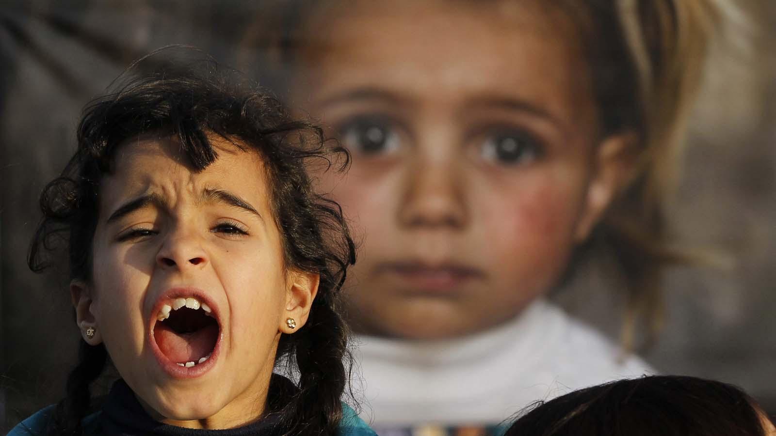 صورة سوريا .. حكاية ليلى والقصف