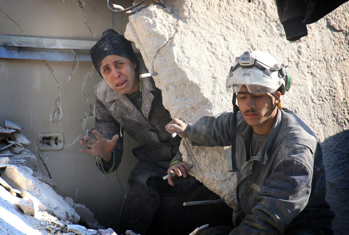 صورة 43 مجزرة ارتكبها الأسد وموسكو خلال شهر