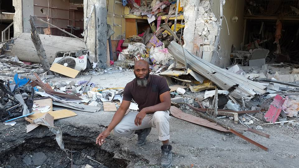 صورة ماذا قال الصحفي الأجنبي الوحيد الذي خرج من حلب؟
