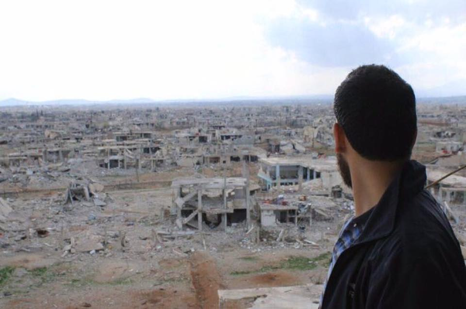 صورة 10 ألاف هجروا من ريف دمشق في 2016