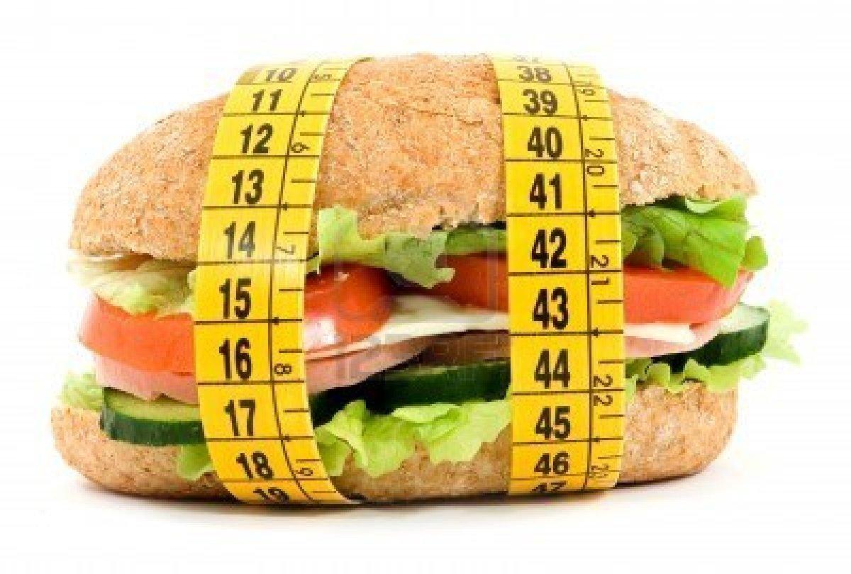 صورة ريجيم سريع يسمح بكميات مفتوحة من الأغذية