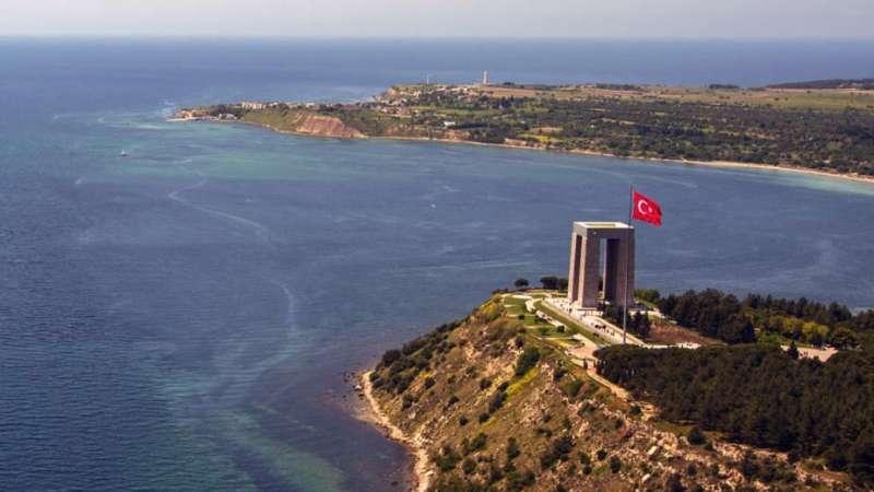 """صورة هل حقاً ردت تركيا جميل """"جناق قلعة"""" لأهل حلب؟"""