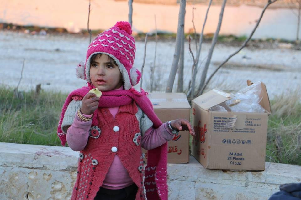 صورة حلب .. قطار تهجير وطمس للهوية السنية