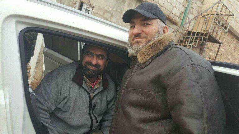 صورة صفقة لأحرار الشام تحرر فيها قيادي اعتقل منذ 12 عام