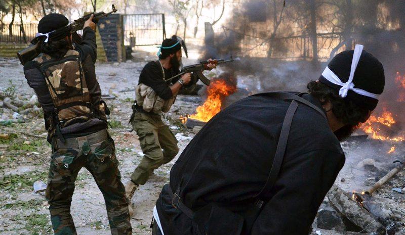 صورة التوصل لاتفاق يوقف إطلاق النار في سوريا