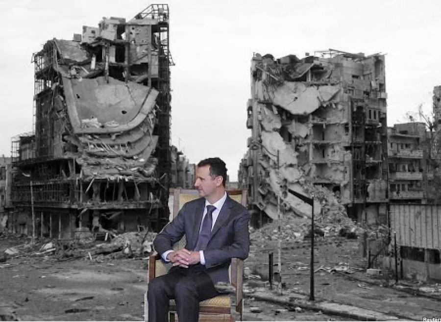 صورة توقفوا عن تسمية النزاع السوري بـ 'الحرب الأهلية'، فهو ليس كذلك