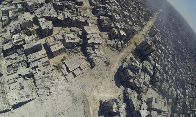 صورة اتفاق جديد يسمح لقوافل التهجير بالخروج من حلب