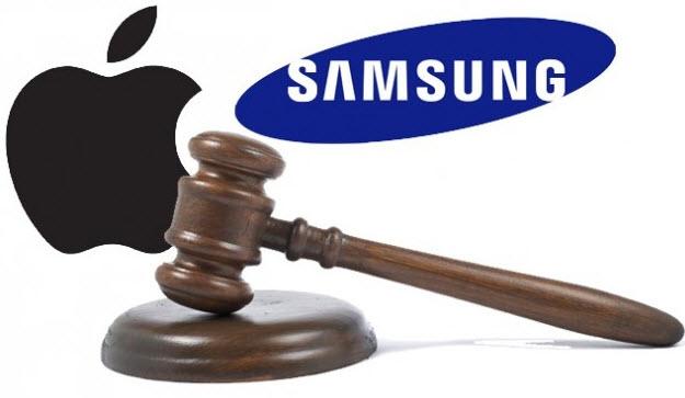 صورة سامسونغ تربح نزاع قضائي ضد أبل حول براءة اختراع أيفون
