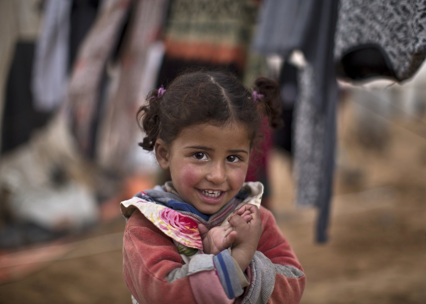 صورة نصف اللاجئون السوريون في تركيا .. أطفال