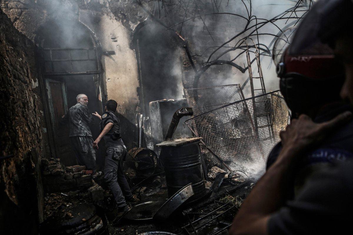 """صورة """"التايم"""" تختار السوري محمد بدرة كأفضل مصور لـ 2016"""