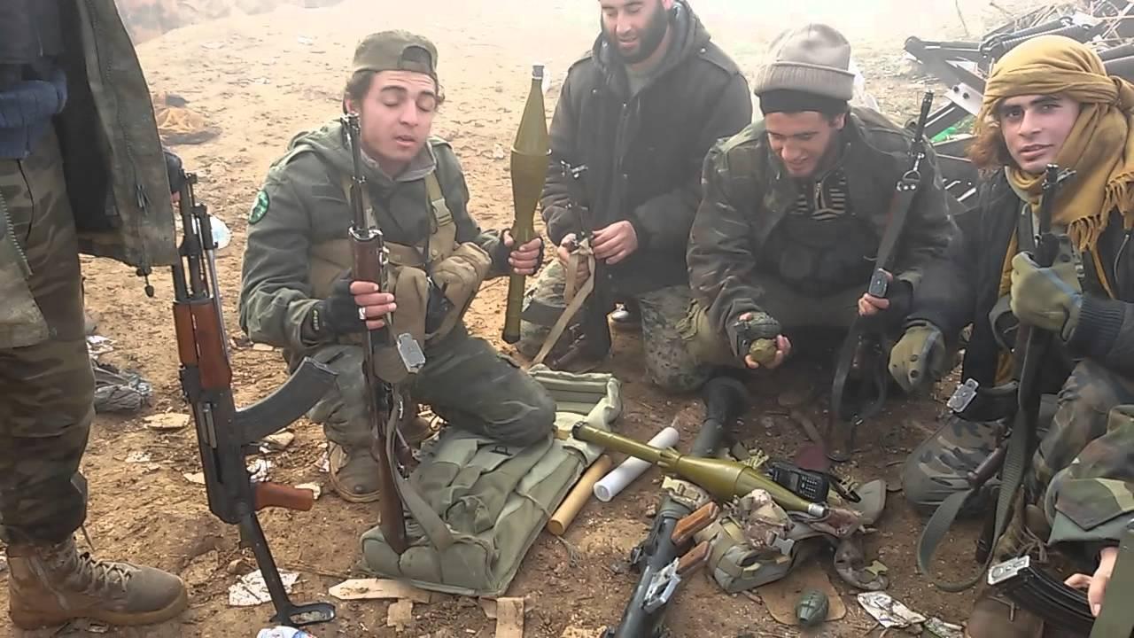 """صورة """"فيلق الشام"""" يتهم """"جند الأقصى"""" باختطاف عناصره في حماة"""