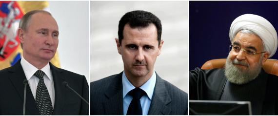 """صورة """"رهينة لحلفائه"""".. لهذه الأسباب الأسد بعيد عن استعادة سوريا"""