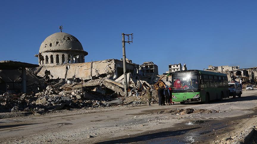 صورة لأجل حلب.. بريطانيا تستدعي سفيري طهران وموسكو