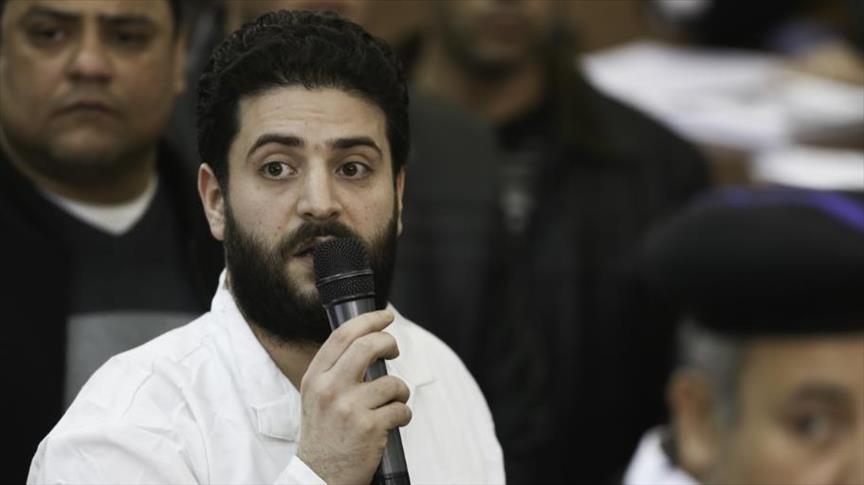 صورة نجل مرسي: الأمن الوطني خيرني قبل عام بين الصمت والاعتقال
