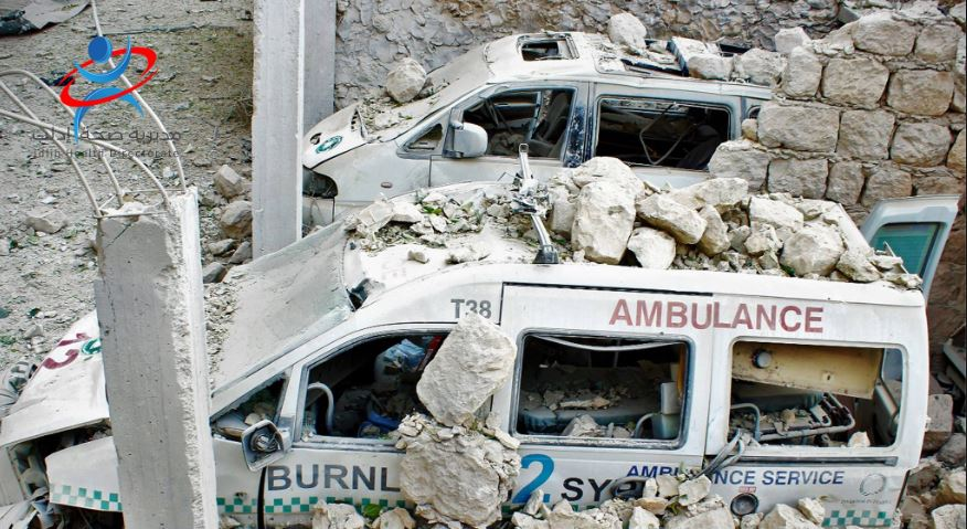صورة Medical Services in War-bound Syria