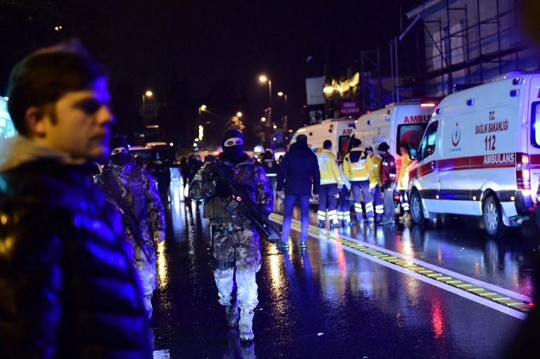 صورة 35 قتيل وعشرات المصابين في هجوم إسطنبول