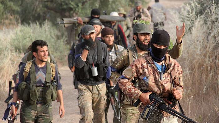 """صورة """"فتح الشام"""" تواصل تصعيدها العسكري وتحاصر السجن المركزي"""