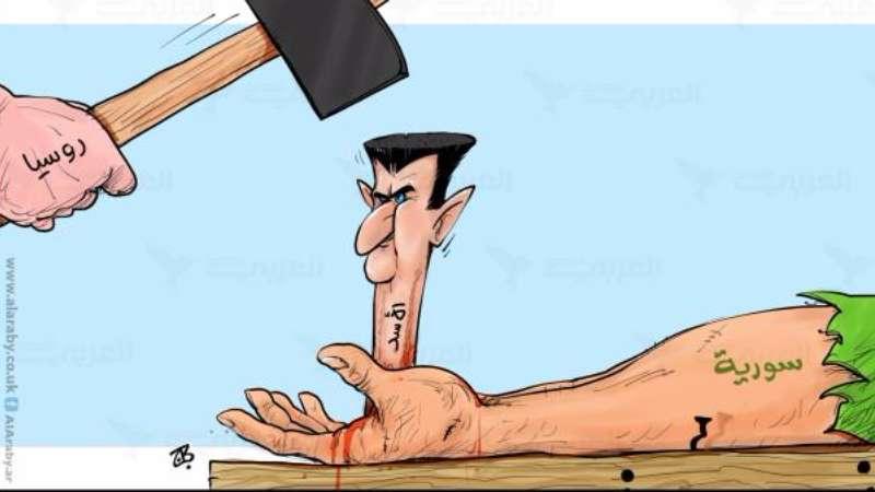 صورة الأوهام الروسية في سورية