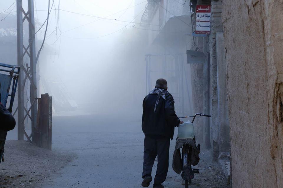 صورة توسع خروقات الأسد وموسكو..والأزمة المائية تصل درعا