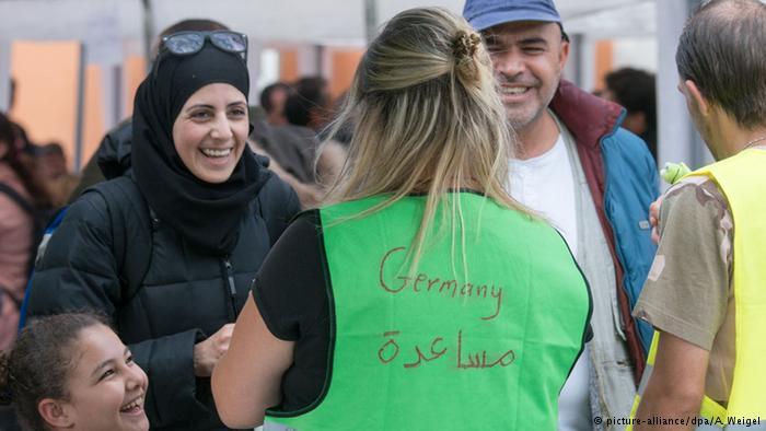 صورة ألمانيا ترصد 19 مليار يورو لصالح اللاجئين في 2017