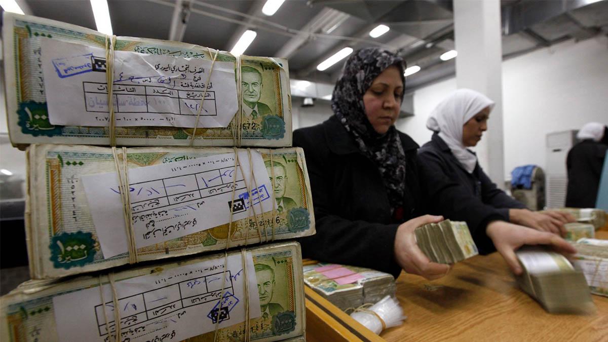 صورة القطاع المصرفي للأسد بانهيار وخسائره 143 مليار