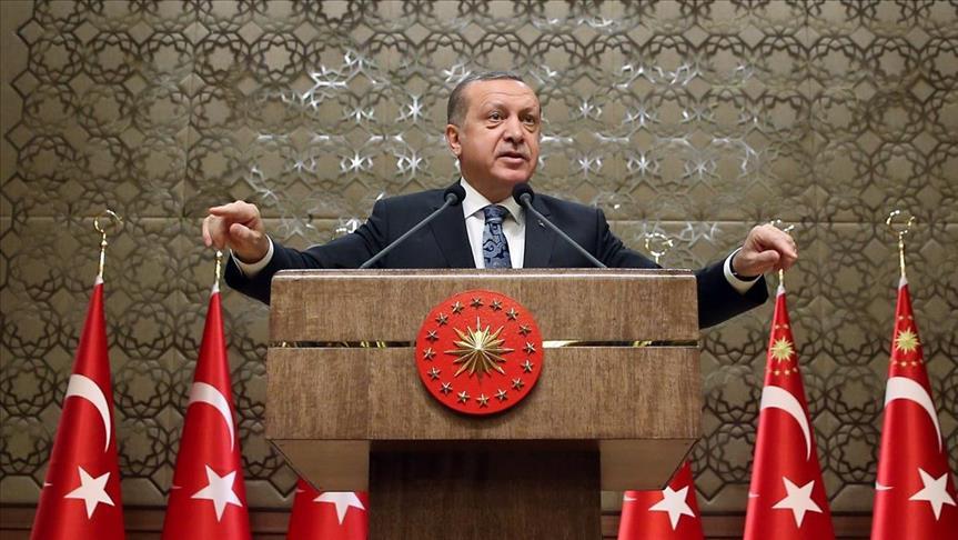 صورة أردوغان: تركيا تخلت عن وضعية الدفاع وبدأت بالهجوم
