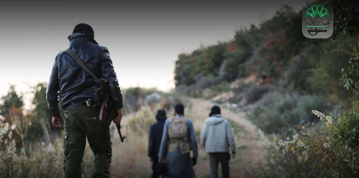 صورة مصدر عسكري: فصائل المعارضة انضمت لأحرار الشام حقنا للدماء