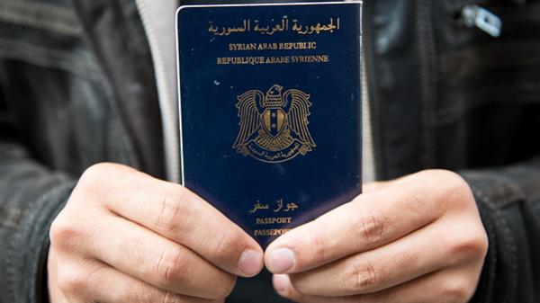 صورة هجرة وجوازات الأسد..أفرع للاعتقال التعسفي