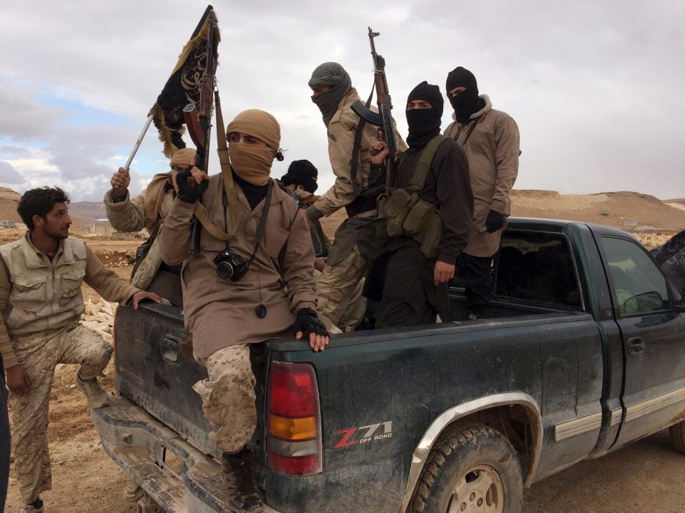 """صورة الائتلاف يصنف """"فتح الشام"""" تنظيم """"إرهابي"""""""