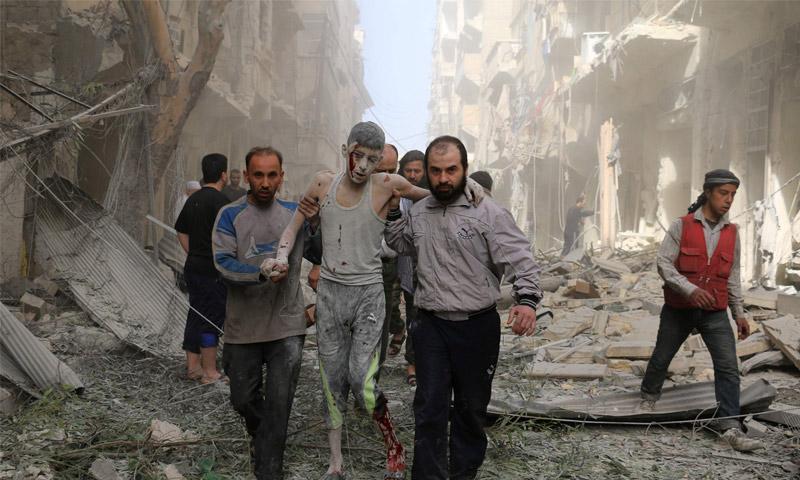 صورة خلال 24..الأسد وإيران خرقا الهدنة 28 مرة