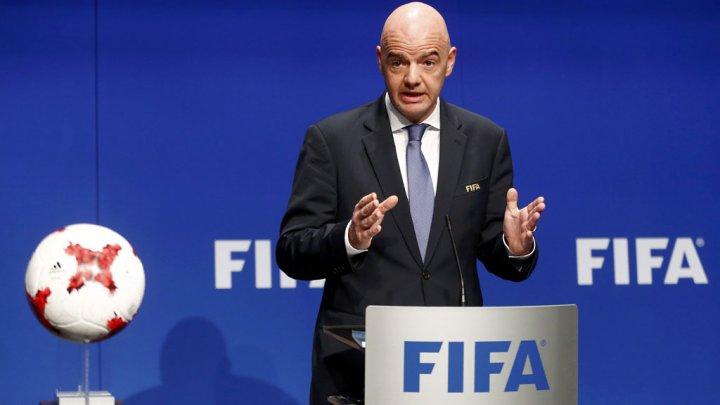 صورة الفيفا يوافق على مشاركة 48 منتخباً في كأس العالم