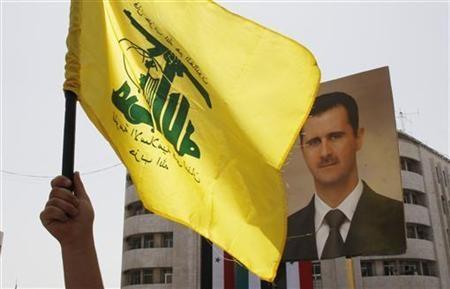 """صورة صحيفة إيطالية: """"حزب الله"""" كابوس الأسد في سوريا"""