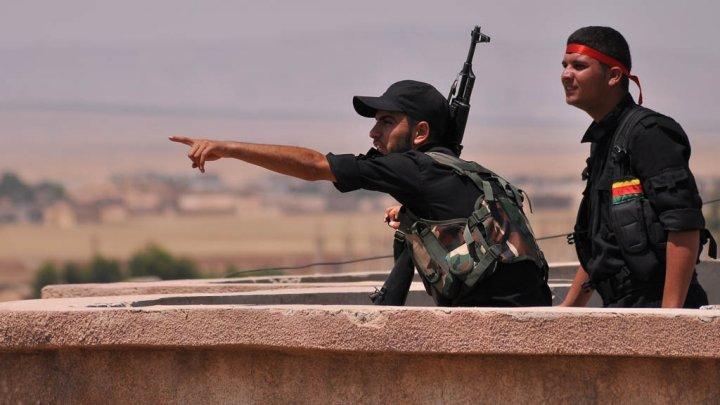 """صورة واشنطن تدعم """"ب ي د"""" للتمدد في مناطق العرب بسوريا"""