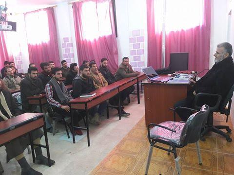 صورة معهد الإدارة والتنمية في إدلب..ركن للتعليم البديل