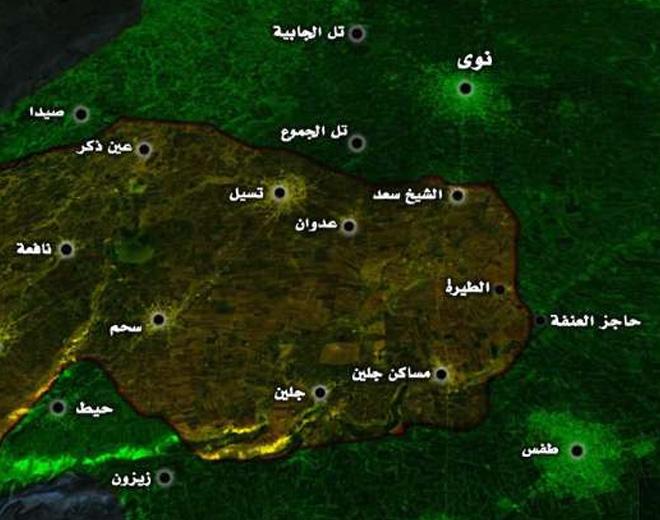 """صورة جيش """"خالد"""" ينفذ إعدامات في ريف درعا"""