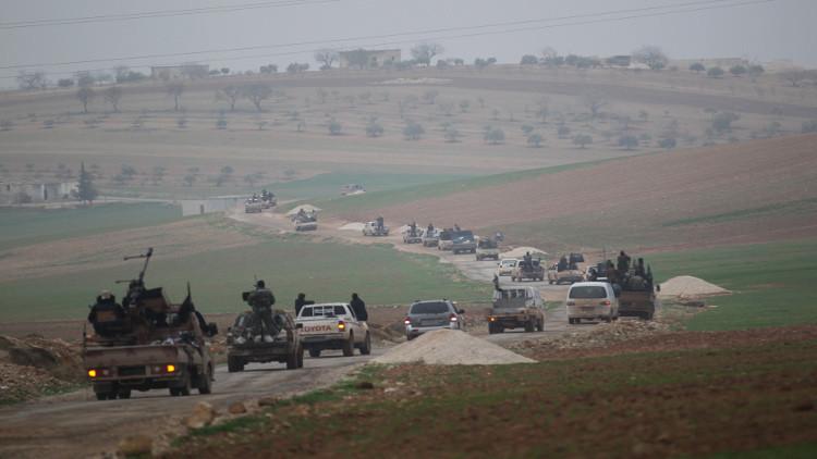 صورة جيش خالد يعتقل فتيات انتقاما من آبائهم
