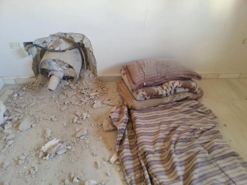 صورة نداءات استغاثة في الوعر جراء تدهور الوضع الطبي