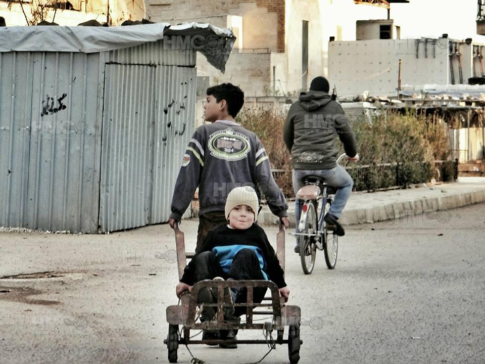 صورة الوعر يطالب الأمم المتحدة بإسقاط المساعدات جوا