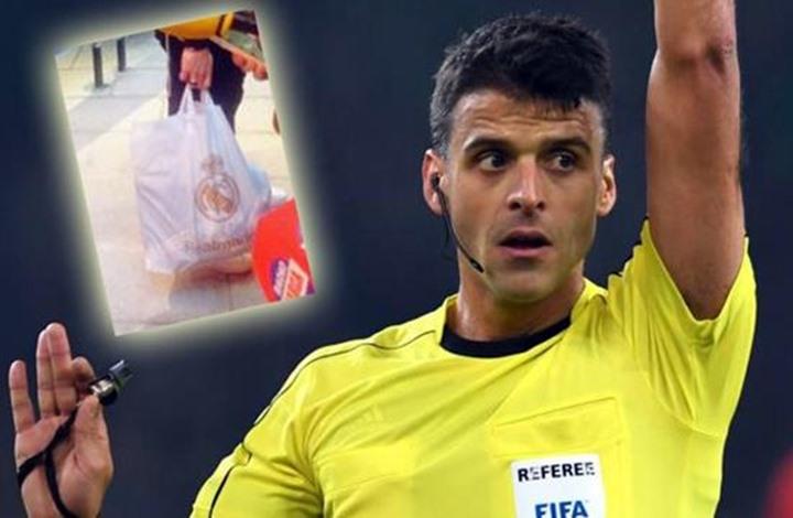 صورة هل رشا ريال مدريد حكام موقعة فياريال؟