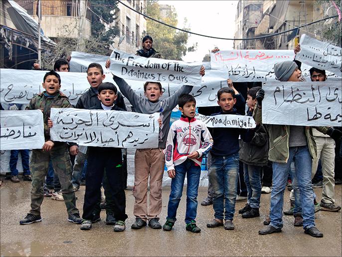 صورة اعتقالات الأسد تودي بحياة مدنيين جندهم قسرا