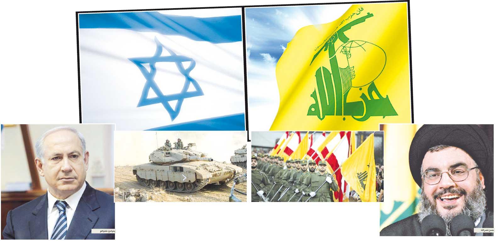 """صورة لماذا باتت """"إسرائيل"""" خارج حسابات حزب الله؟"""