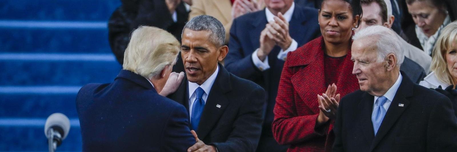 صورة أحمد داود أوغلو: من أوباما إلى ترمب..دروس وتحديات