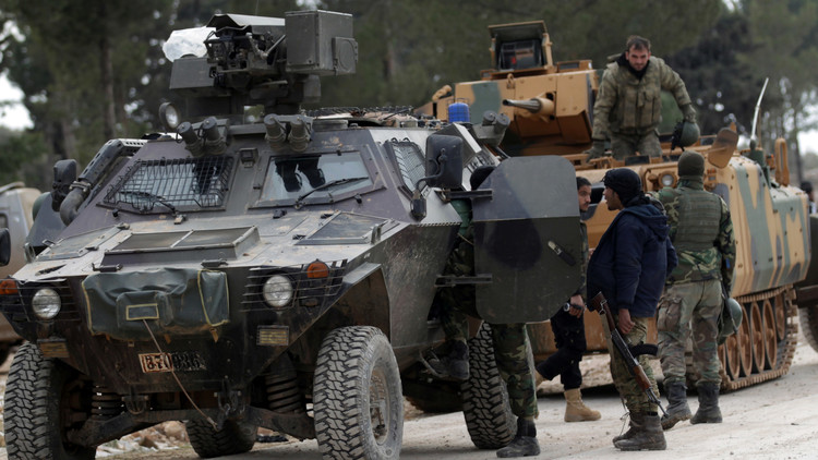 """صورة تركيا: الجيش الحر اقترب من السيطرة على """"الباب"""""""
