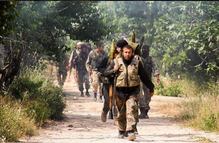 صورة هيئة تحرير الشام ولواء الأقصى..اقتتال مستمر ومجازر