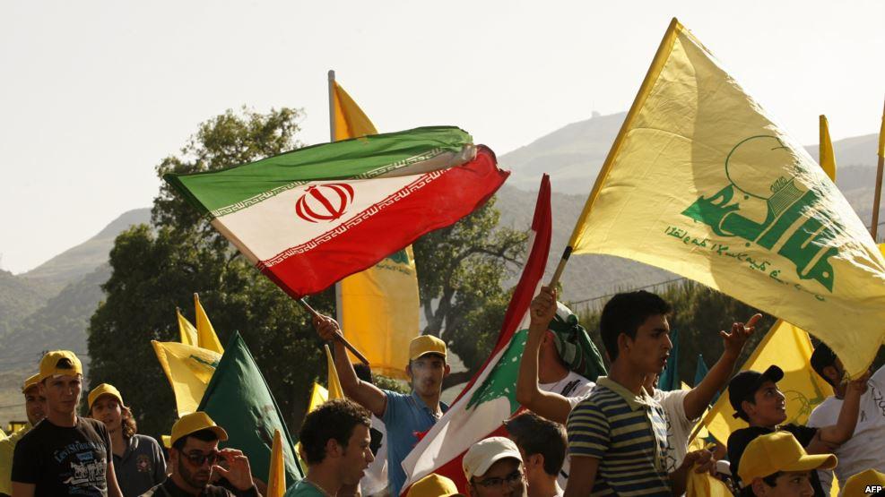 """صورة كيانات إيرانية تحت العقوبات وأخرى تصنف """"إرهابية"""""""