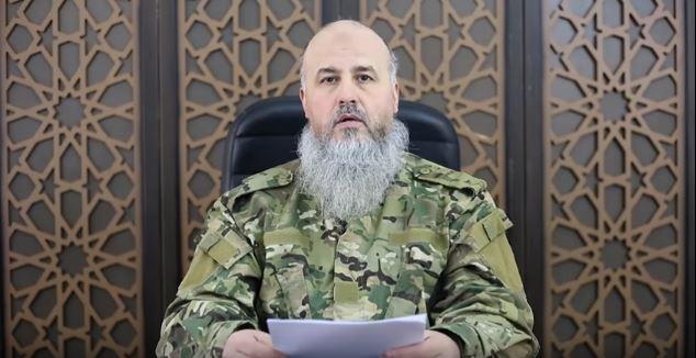 """صورة أول ظهور لقائد """"هيئة تحرير الشام"""".. ماذا قال؟"""