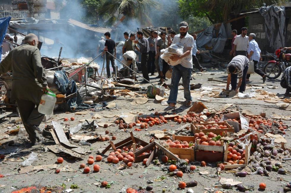 صورة رايتس ووتش: روسيا أخلت بوعودها حول استهداف المدنيين