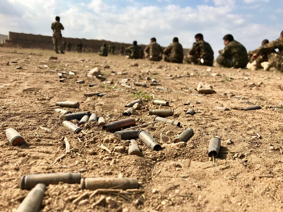 """صورة واشنطن تدرب وتسلح """"التحالف العربي السوري"""""""