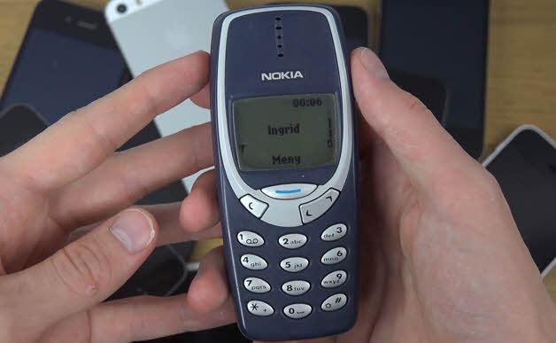 صورة مفاجأة.. نوكيا 3310 يعود إليكم مجددا