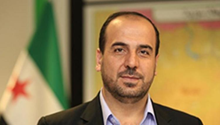 """صورة """"الحريري"""" رئيسا لوفد المعارضة بجنيف و""""صبرا"""" كبيرا للمفاوضين"""
